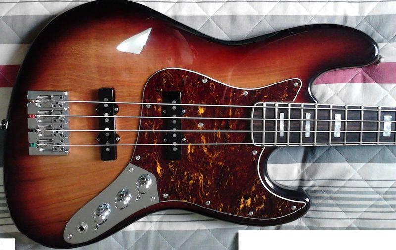 Review luthier Capelini - atendimento, baixo e pós-venda IMG488