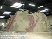 "Немецкий тяжелый танк PzKpfw V Ausf.А  ""Panther"", Sd.Kfz 171,  Musee des Blindes, Saumur, France Panther_A_Saumur_075"