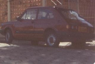Auto Storiche in Brasile - FIAT Fiat_spazio_1983