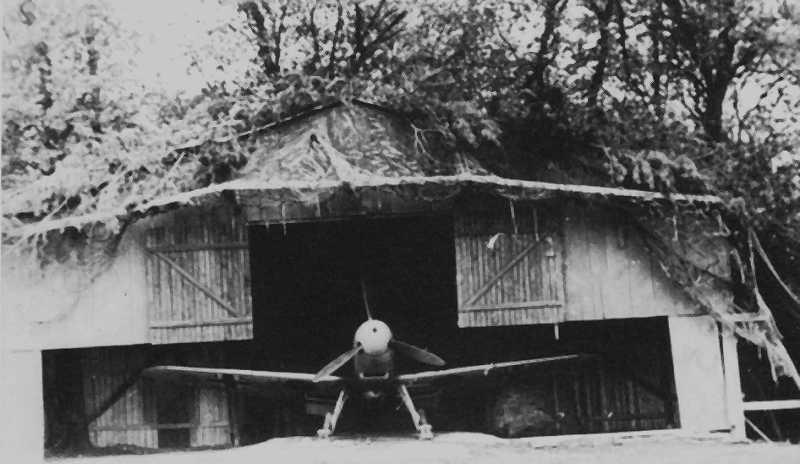 Messerschmitt Bf 109 E-3 / E-4 arfix Me109_F4_B_JG26_Camouflaged_Hanger_France_41f_s