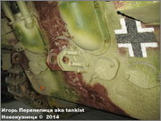 "Немецкий тяжелый танк PzKpfw V Ausf.А  ""Panther"", Sd.Kfz 171,  Musee des Blindes, Saumur, France Panther_A_Saumur_060"