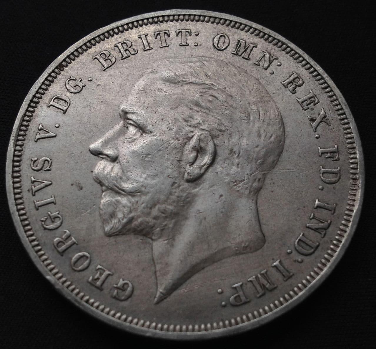 1 corona 1935 -Jorge V IMG_2767