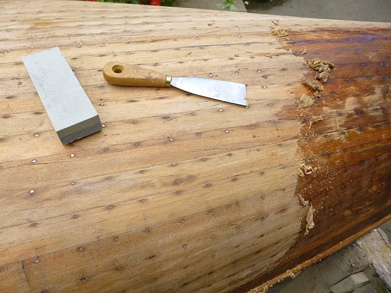 canoe bois...éviter les mauvaises surprises.... Grat2