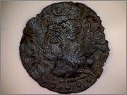Cornado de Enrique III de Castilla 1390-1406 La Coruña. R63_1