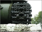 Советский тяжелый танк КВ-1, завод № 371,  1943 год,  поселок Ропша, Ленинградская область. 1_016