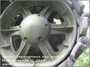 Советский тяжелый танк КВ-1, завод № 371,  1943 год,  поселок Ропша, Ленинградская область. 1_037