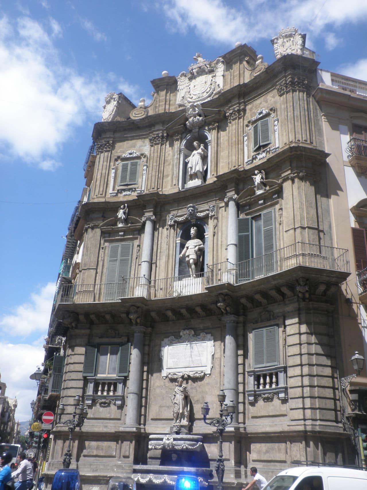 Viaje Histórico-numismático a la ciudad de Palermo en Sicilia Palermo_009