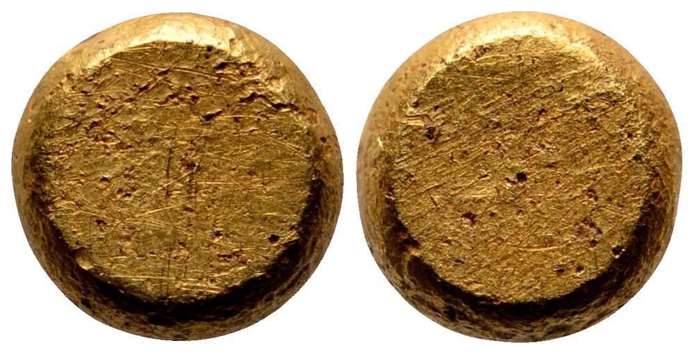 Jonia, Ceca incierta. Electro 1/48 de estatera. Ca. 650-600 a.C. 246