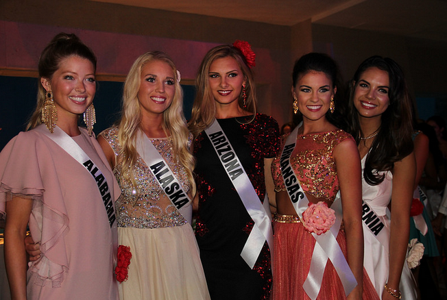 Road to Miss Teen USA 2014 - August 2nd, Nassau, Bahamas IJIUJ