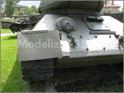 Советский средний танк Т-34-85, производства завода № 112,  Военно-исторический музей, София, Болгария 34_85_004