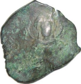 Trachy del imperio latino de Constantinopla 210a