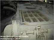 "Немецкий тяжелый танк PzKpfw V Ausf.А  ""Panther"", Sd.Kfz 171,  Musee des Blindes, Saumur, France Panther_A_Saumur_050"