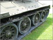 Советский средний танк Т-34-85, производства завода № 112,  Военно-исторический музей, София, Болгария 34_85_022
