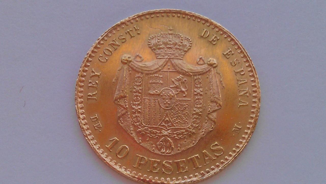 10 pesetas 1878 Reacuñación 19-61 IMAG0630