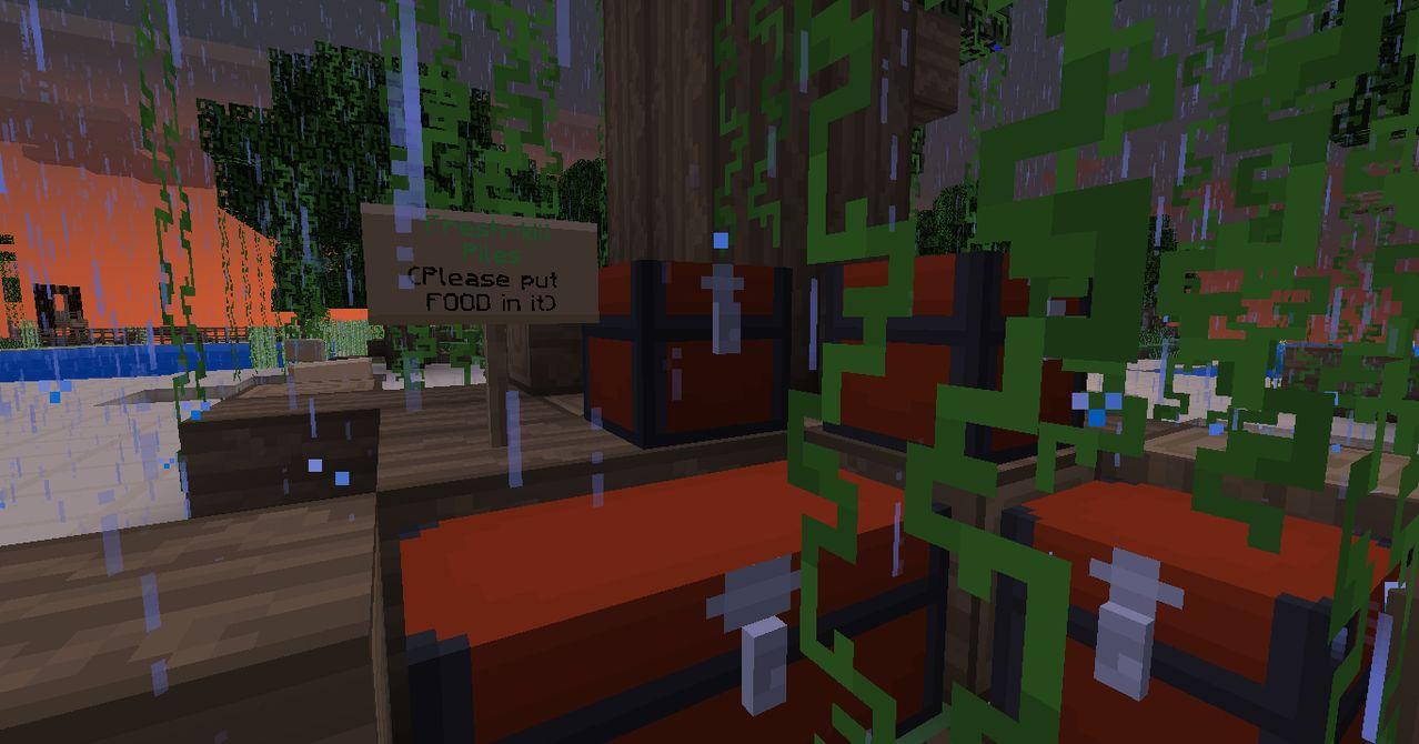 The Eternal Forest Warriors RP Minecraft Server RC_fresh_kill_pile