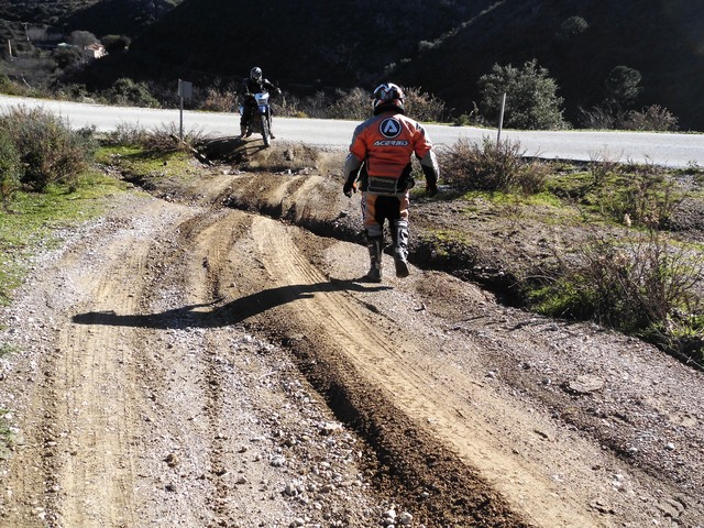 Trail o enduro segun desde donde se vea CIMG3578