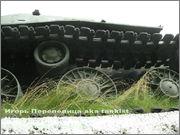 Советский тяжелый танк КВ-1, завод № 371,  1943 год,  поселок Ропша, Ленинградская область. 1_020