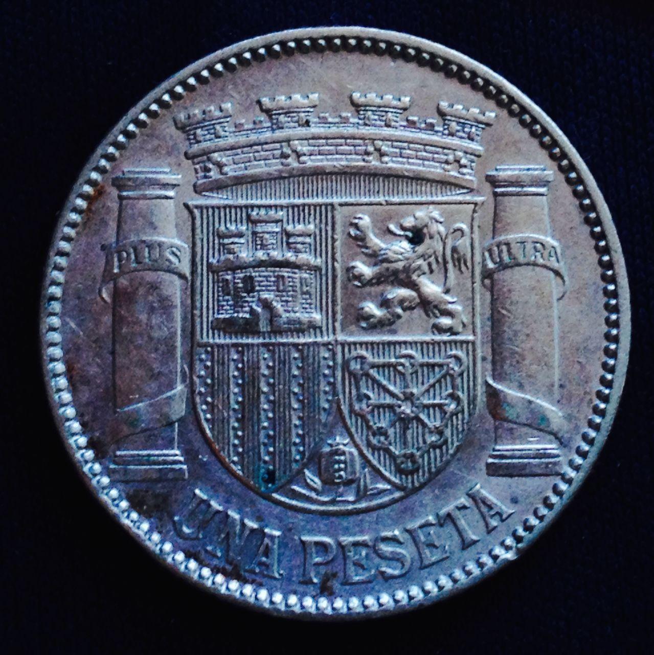 La peseta del 33- II República IMG_4308