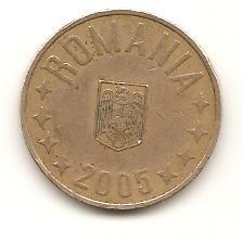 50 bani de Rumanía año 2005 Image