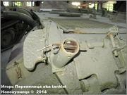 "Немецкий тяжелый танк PzKpfw V Ausf.А  ""Panther"", Sd.Kfz 171,  Musee des Blindes, Saumur, France Panther_A_Saumur_047"