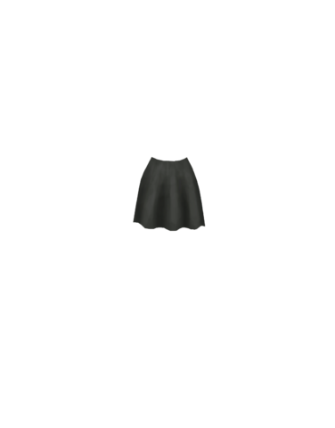 Fashion Asphalt_skirt