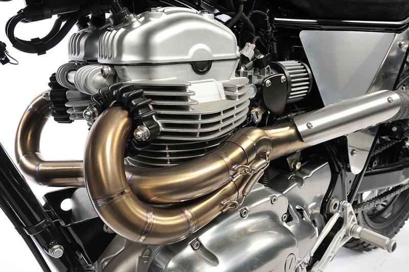 Kawa W800 cafe racer Cafe_racer_engine