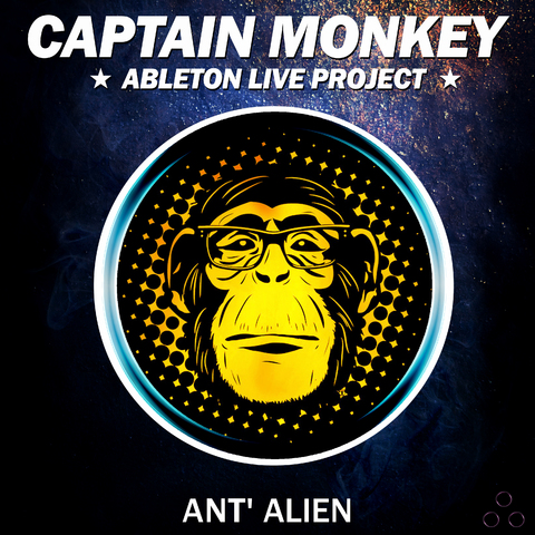 Captain Monkey [Ableton Live Project] Ant_Alien_Ableton_Live_Project_9_1_10_Captai