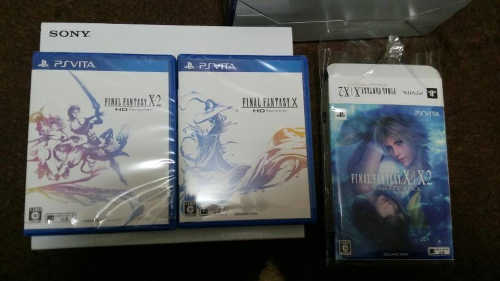 Final Fantasy X/X-2 HD Edition EU/FR ? lol... 1519241_229372077243621_2091661888_o