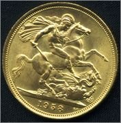 Soberano oro británico Isabel II 1958 0123_Isabel_II_1958_1_libra_esterlina002