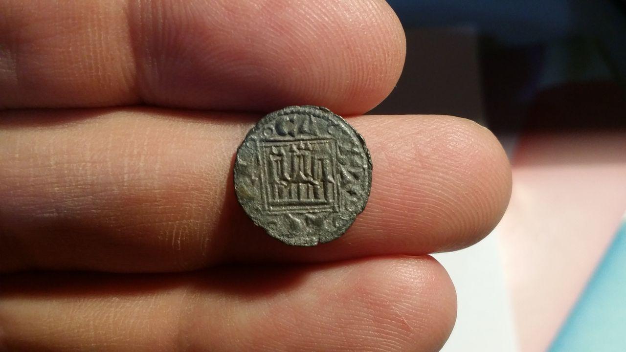 Meaja de Alfonso X de Castilla 1252-1284 Burgos Meaja_a