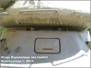 Советский тяжелый танк ИС-2, ЧКЗ, февраль 1944 г.,  Музей вооружения в Цитадели г.Познань, Польша. 2_096
