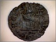 Cornado de Enrique III de Castilla 1390-1406 La Coruña. R63