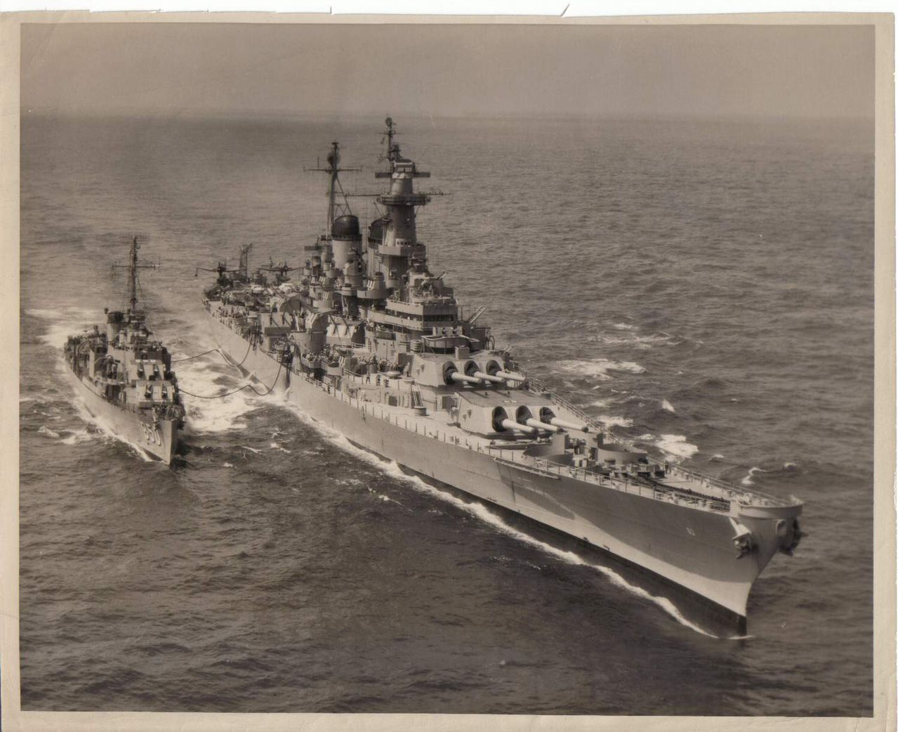 Battleship U.S.S. Missouri (WWII) - Σελίδα 2 01630036