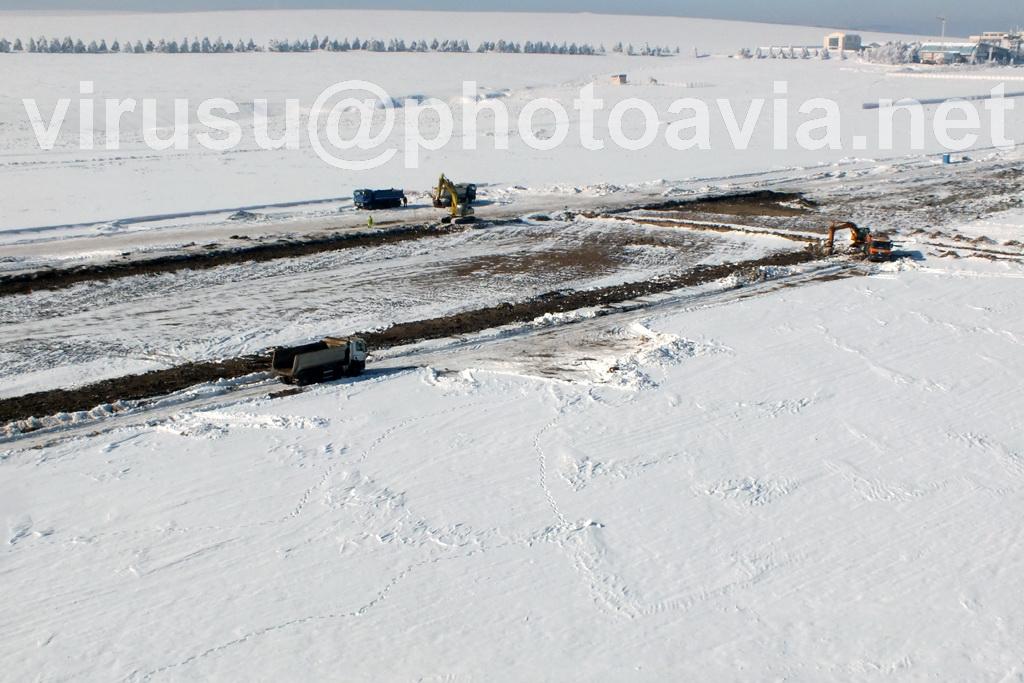 AEROPORTUL SUCEAVA (STEFAN CEL MARE) - Lucrari de modernizare DSCF8096