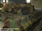 "Немецкий тяжелый танк PzKpfw VI Ausf.B ""Koenigtiger"", Sd.Kfz 182,  Deutsche Panzermuseum, Munster, Deutschland Koenigtiger_Munster_005"