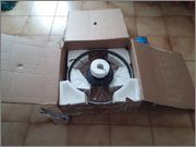Vendido motor 9c + cycle analyst + bateria pin 48v 14a/h + controlador 24-48v 35A + Accesorios 20141202_122740