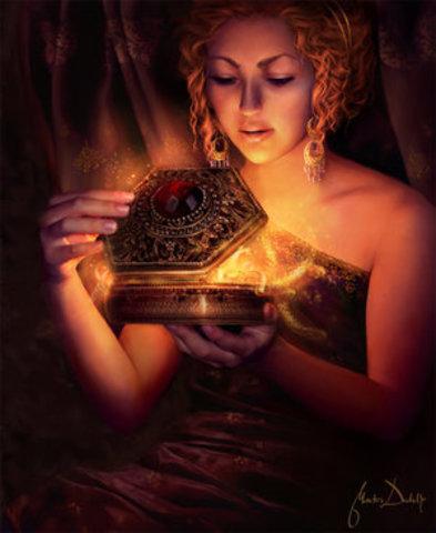 Вдохновляющие легенды Pandora_by_blackeri