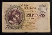 Los billetes españoles con mayor poder liberatorio  1000_40_B