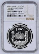"México - 100 pesos (1991) - ""Columnario"" Obverse_medium_2711824-011_2017_1_10_1_15_17"