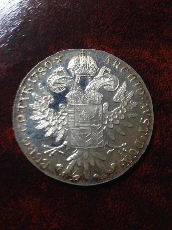 talero de maria teresa 1780 austria (reacuñación) IMG_1129