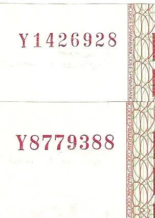 Variación tipográfica en el billete de 2000 pesetas de 1980 Escanear0003