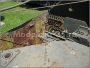 Советская легкая САУ СУ-76М,  Военно-исторический музей, София, Болгария 76_046