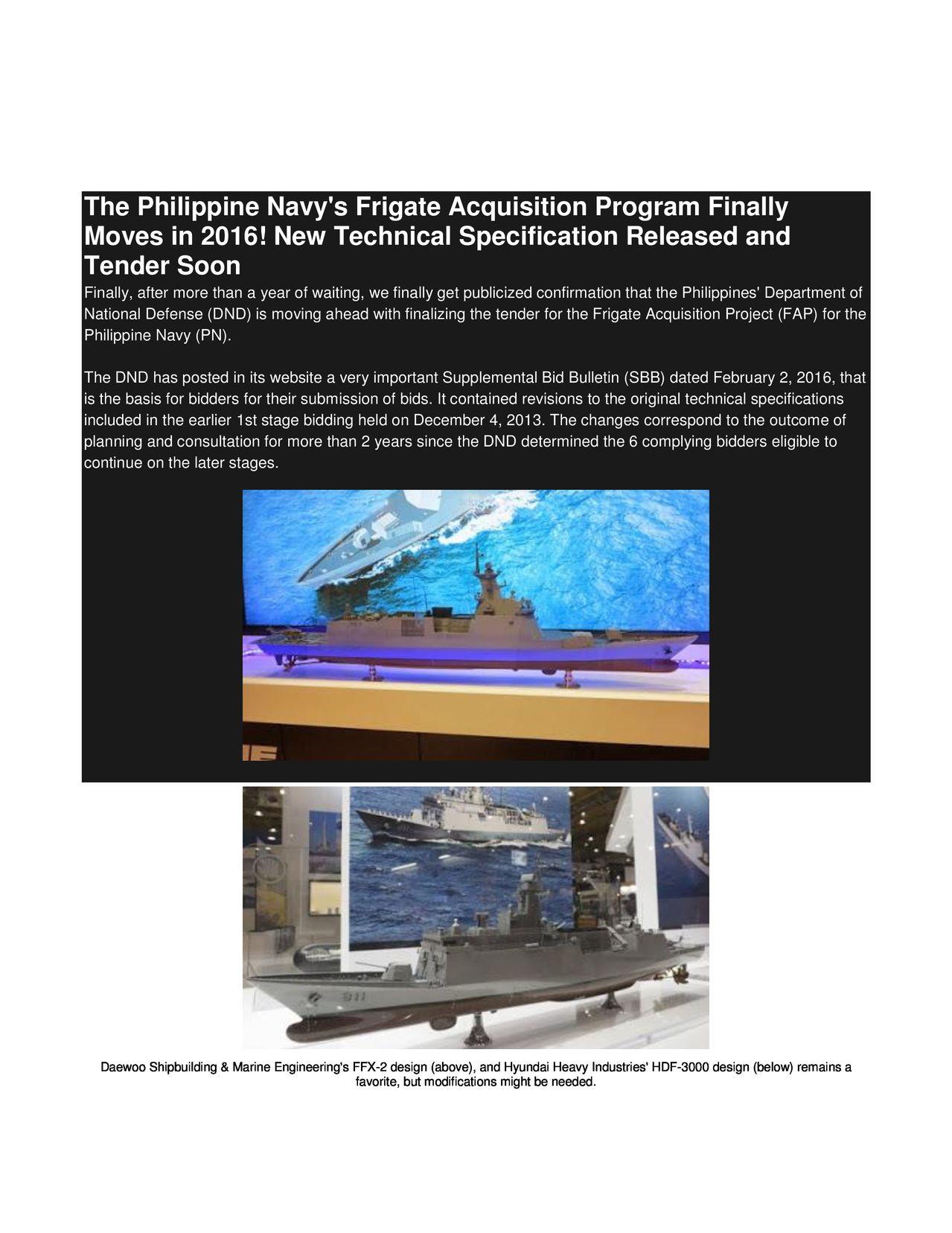 Fuerzas Armadas de Filipinas - Armada - Fuerzas Especiales- Fuerza Aerea - Ejercito - notas, equipos, inversiones y noticias PHILIPHINESFRIGATECASE_Page_1