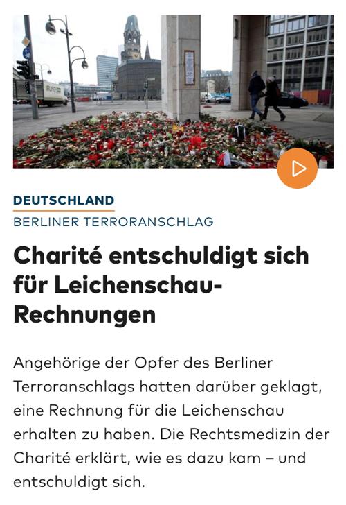 """Truck Attack – """"Anschlag"""" in Berliner Weihnachtsmarkt - Seite 3 Charite"""