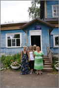 Наша третья благотворительная поездка в Дом Престарелых п. Поречье. DSC5164