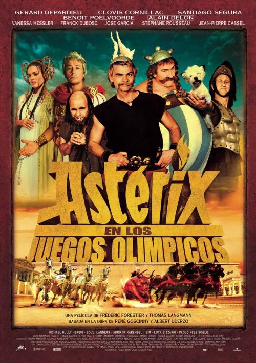 """Cine """"0 a 10"""" (puntuación a la última película vista, críticas, etc.) - Página 4 Asterix"""