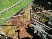 Советская легкая САУ СУ-76М,  Военно-исторический музей, София, Болгария 76_050