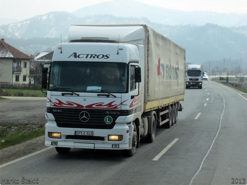 Actros Mp1  IMG_2173