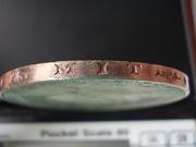 2 y 5 Marcos de 1.901, Conmemorativas del Bicentenario del Reino de Prusia DSCN1510