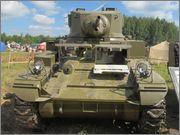 Американский легкий танк M3A1 Stuart, Музей отечественной военной истории, д. Падиково Московской области M3_A1_Padikovo_001